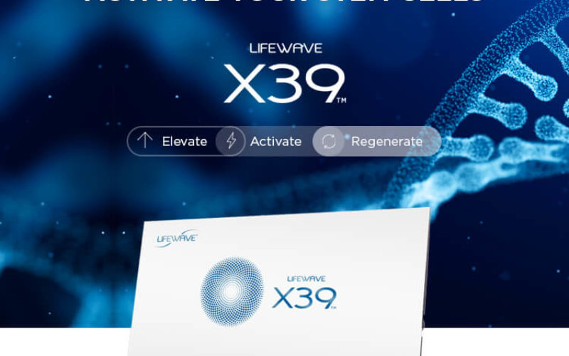 LifeWave X39 Stem Cell patches. LIFEWAVE X39™ PATCHES